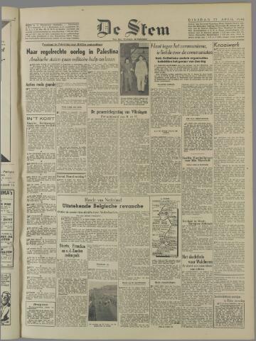 de Stem 1948-04-27