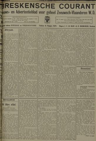Breskensche Courant 1934-08-28