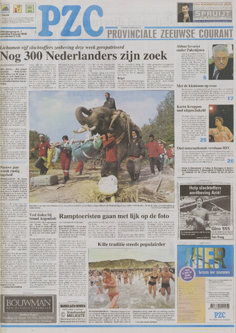 Provinciale Zeeuwse Courant 2005-01-03