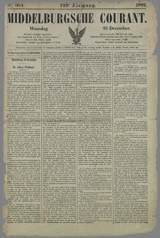 Middelburgsche Courant 1882-12-25