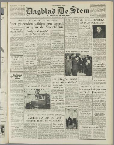 de Stem 1956-05-29