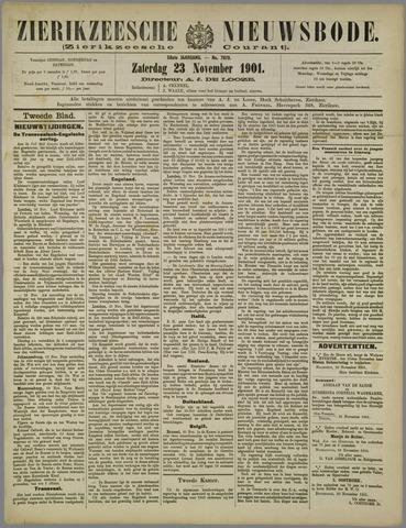 Zierikzeesche Nieuwsbode 1901-11-23