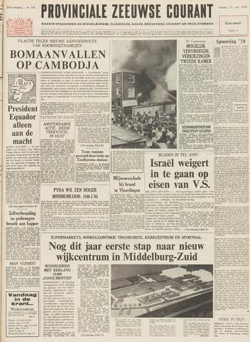 Provinciale Zeeuwse Courant 1970-06-23