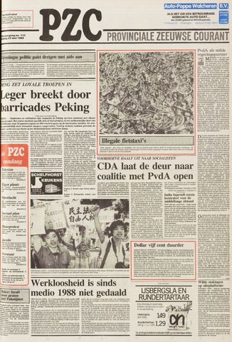 Provinciale Zeeuwse Courant 1989-05-23