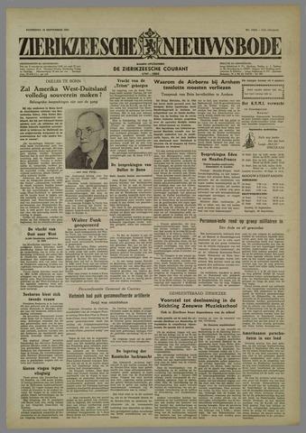 Zierikzeesche Nieuwsbode 1954-09-18