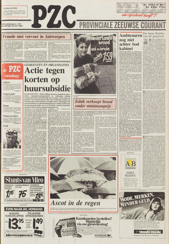 Provinciale Zeeuwse Courant 1987-06-18