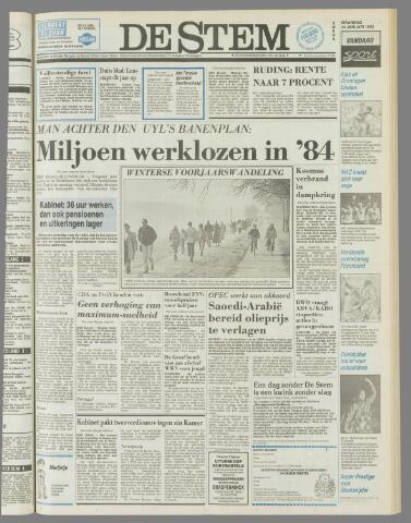 de Stem 1983-01-24