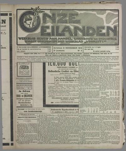 Onze Eilanden 1919-11-08