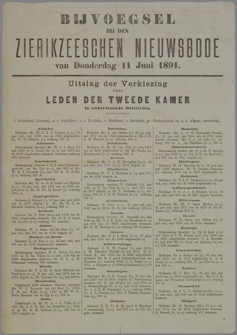 Zierikzeesche Nieuwsbode 1891-06-11