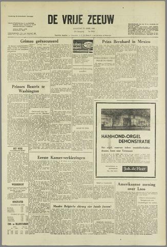 de Vrije Zeeuw 1963-04-22