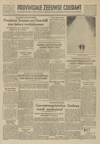 Provinciale Zeeuwse Courant 1953-01-02