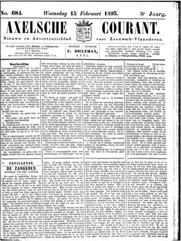 Axelsche Courant 1893-02-15