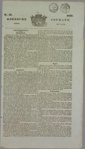 Goessche Courant 1839-07-19