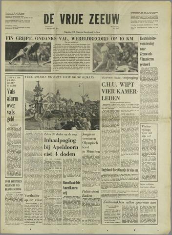 de Vrije Zeeuw 1972-09-04
