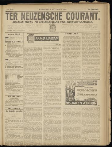 Ter Neuzensche Courant. Algemeen Nieuws- en Advertentieblad voor Zeeuwsch-Vlaanderen / Neuzensche Courant ... (idem) / (Algemeen) nieuws en advertentieblad voor Zeeuwsch-Vlaanderen 1929-11-06