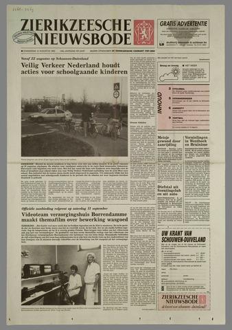 Zierikzeesche Nieuwsbode 1993-08-12