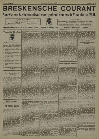Breskensche Courant 1938-02-15