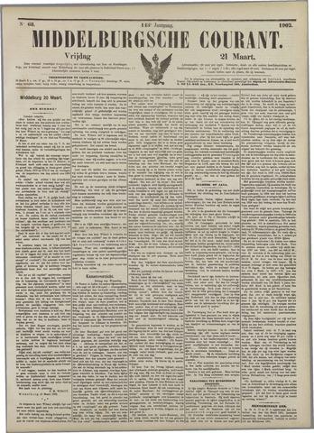Middelburgsche Courant 1902-03-21