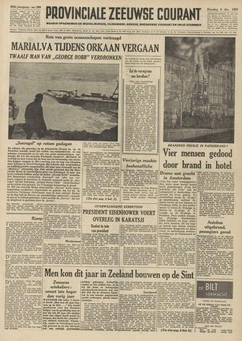 Provinciale Zeeuwse Courant 1959-12-08
