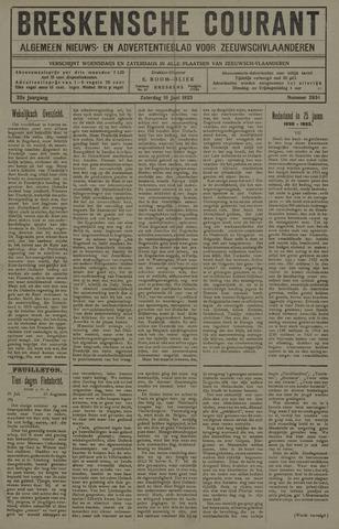Breskensche Courant 1923-06-16