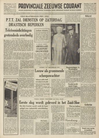 Provinciale Zeeuwse Courant 1961-06-17