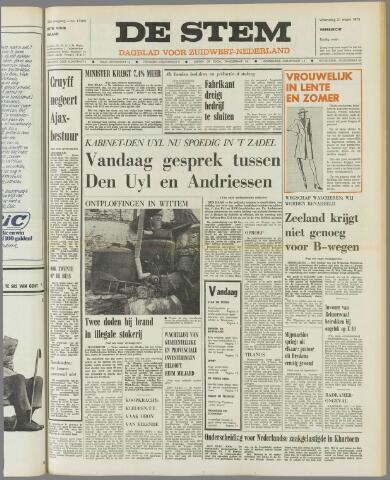 de Stem 1973-03-21