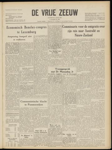 de Vrije Zeeuw 1952-06-07