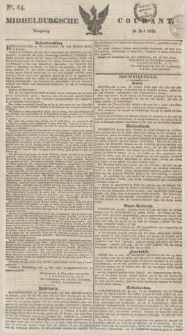 Middelburgsche Courant 1832-05-29