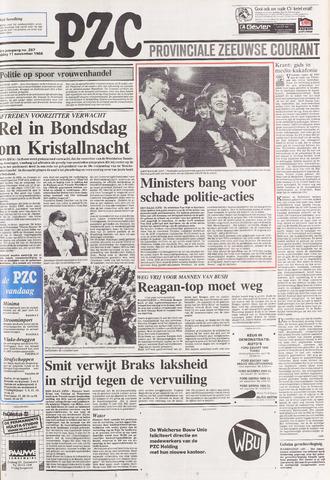 Provinciale Zeeuwse Courant 1988-11-11
