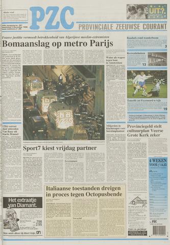 Provinciale Zeeuwse Courant 1996-12-04