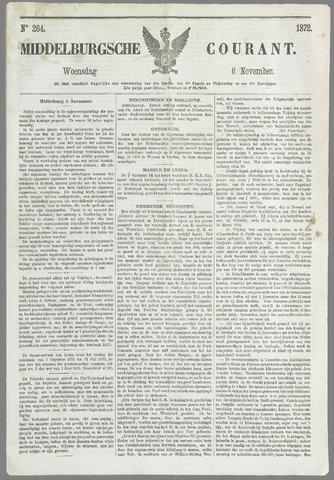 Middelburgsche Courant 1872-11-06