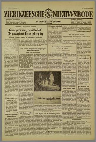 Zierikzeesche Nieuwsbode 1959-02-02