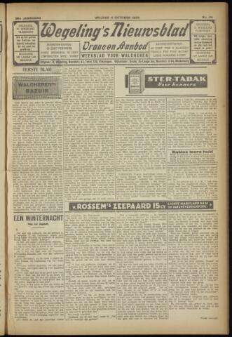 Zeeuwsch Nieuwsblad/Wegeling's Nieuwsblad 1929-10-04