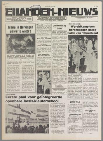 Eilanden-nieuws. Christelijk streekblad op gereformeerde grondslag 1976-03-30