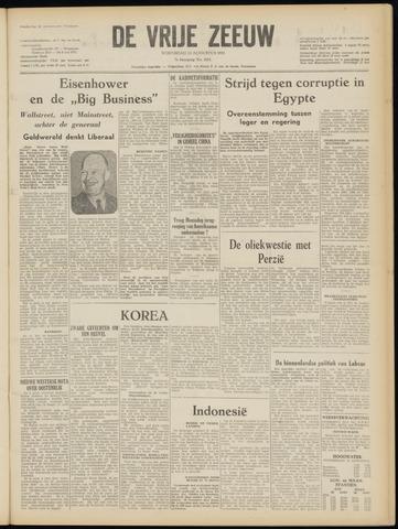 de Vrije Zeeuw 1952-08-13