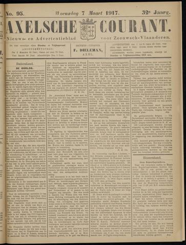Axelsche Courant 1917-03-07
