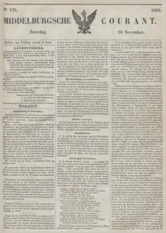 Middelburgsche Courant 1866-11-10