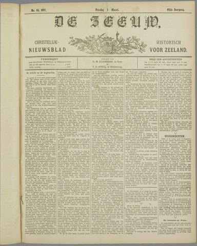 De Zeeuw. Christelijk-historisch nieuwsblad voor Zeeland 1897-03-02