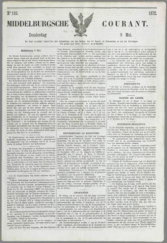 Middelburgsche Courant 1872-05-09