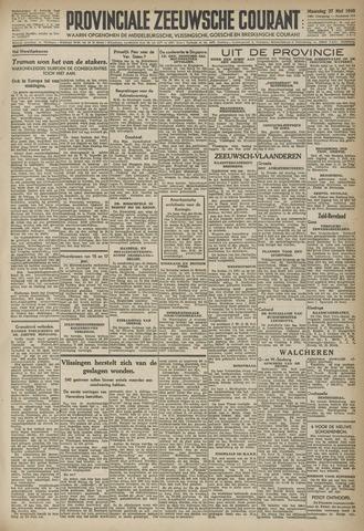 Provinciale Zeeuwse Courant 1946-05-27