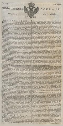 Middelburgsche Courant 1776-10-15