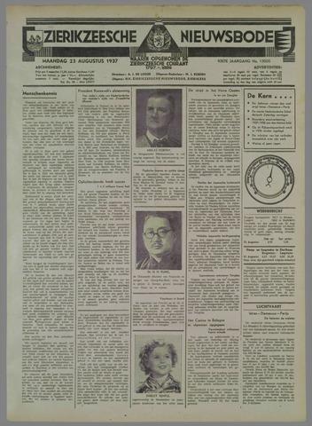 Zierikzeesche Nieuwsbode 1937-08-23