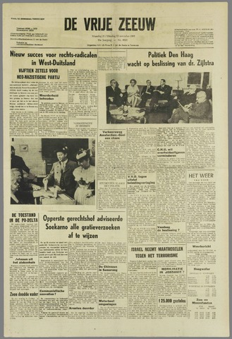 de Vrije Zeeuw 1966-11-21