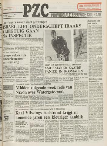 Provinciale Zeeuwse Courant 1973-08-11