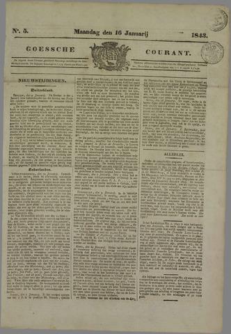 Goessche Courant 1843-01-16