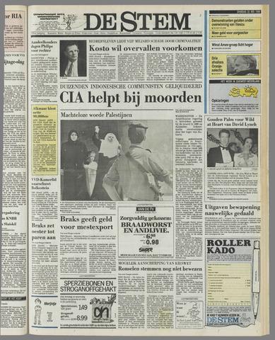 de Stem 1990-05-22