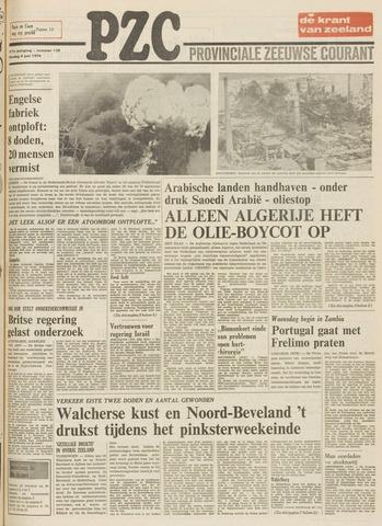 Provinciale Zeeuwse Courant 1974-06-04