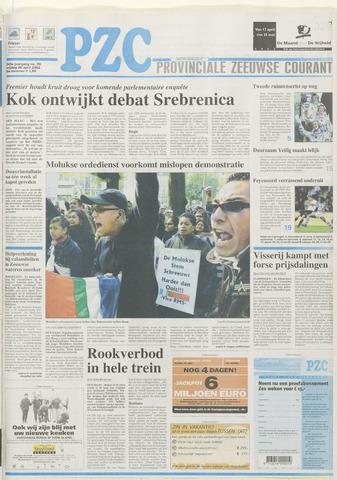 Provinciale Zeeuwse Courant 2002-04-26