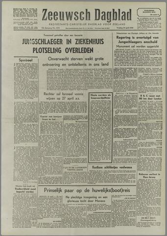 Zeeuwsch Dagblad 1956-04-20