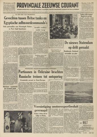 Provinciale Zeeuwse Courant 1956-12-17